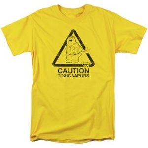 Family Guy - Toxic Vapors Short Sleeve (Brand New)